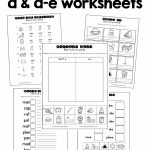 10 Free Short A & A E Worksheets   The Measured Mom | Free Printable Ay Word Family Worksheets