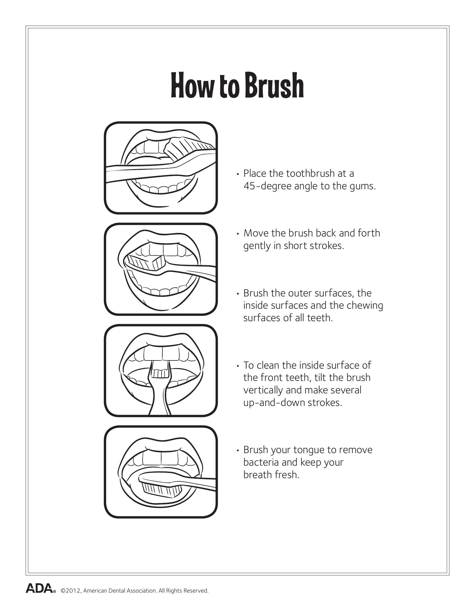 11 Dental Health Activity Sheets (Oral Health Made Easy) | Dental | Dental Hygiene Printable Worksheets