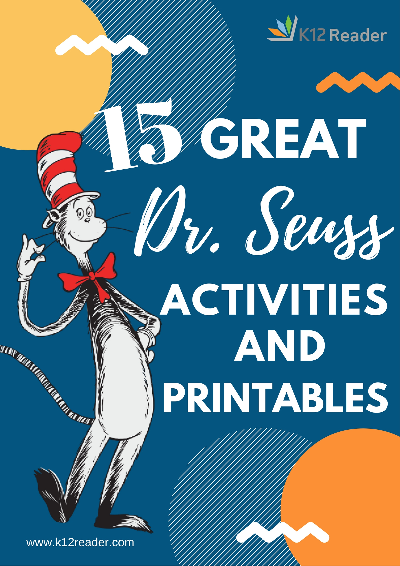 15 Great Dr. Seuss Printables And Activities For Your Classroom   Free Printable Dr Seuss Math Worksheets