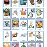 16 Free Esl Cooking Verbs Worksheets | Cooking Verbs Printable Worksheets