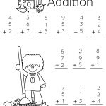 1St Grade Math And Literacy Worksheets With A Freebie!   Teachers   Free Printable Worksheets For 1St Grade