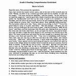 20 Free Printable Reading Comprehension Worksheets For 6Th Grade   Free Printable 6Th Grade Reading Worksheets