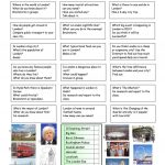 213 Free Esl London Worksheets | London Worksheets Printable