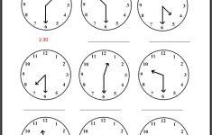 2Nd Grade Free Worksheets Math | Math: Time/measurement | 2Nd Grade | Free Printable Time Worksheets For Kindergarten