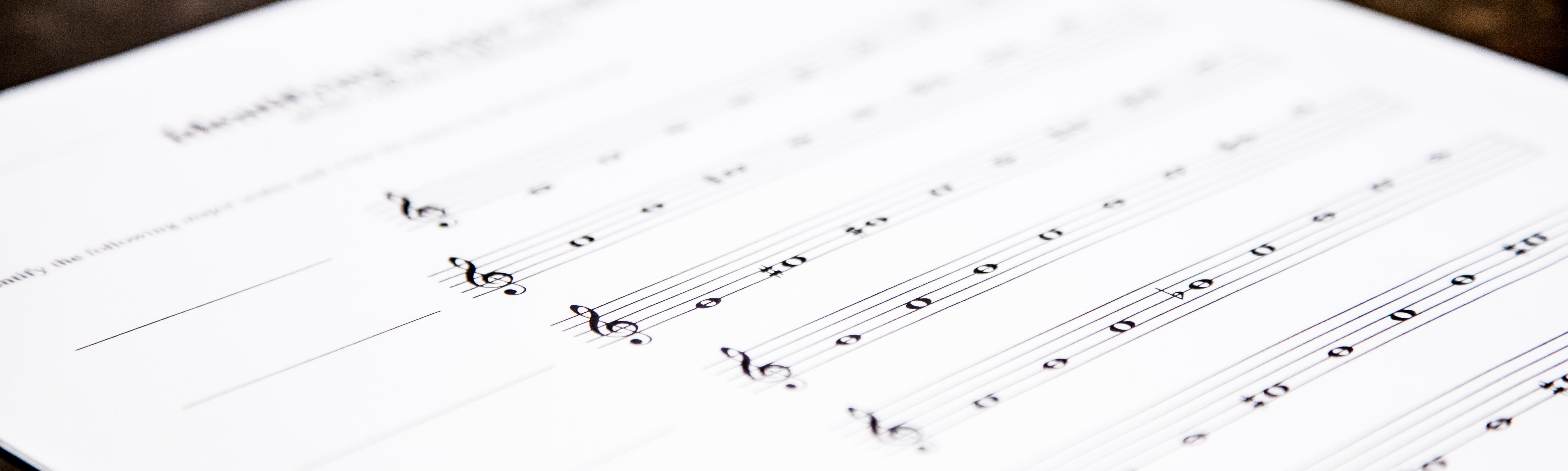 3 Free Theory Worksheet Printables: Major Scales – Lacie Bowman Music   Printable Theory Worksheets