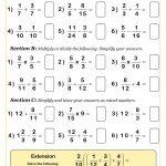 30 Free Maths Worksheets | Math | Kids Math Worksheets, Ks3 Maths | Free Printable Fraction Worksheets Ks2