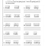 3Rd Grade Handwriting Paper Grade Printable Lined Writing Paper 3Rd | Free Printable Handwriting Worksheets For First Grade