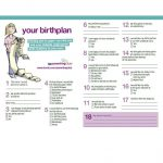 47+ Printable Birth Plan Templates [Birth Plan Checklist] ᐅ | Birth Plan Worksheet Printable