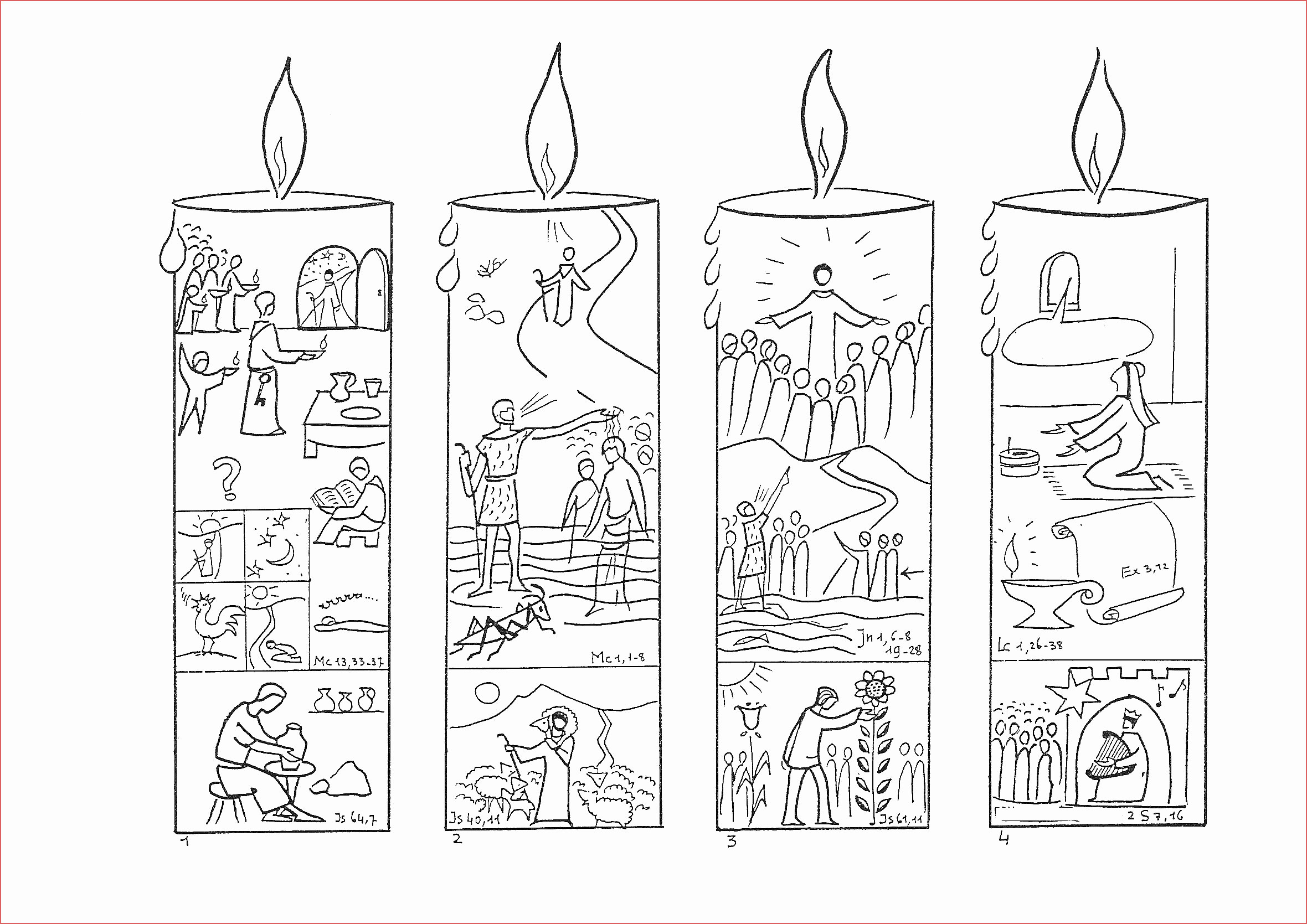 7 Best Images Of Advent Printable Worksheets Printable Printable | Advent Printable Worksheets