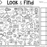 7 Places To Find Free Hidden Picture Puzzles For Kids   Free | Free Printable Find The Hidden Objects Worksheets