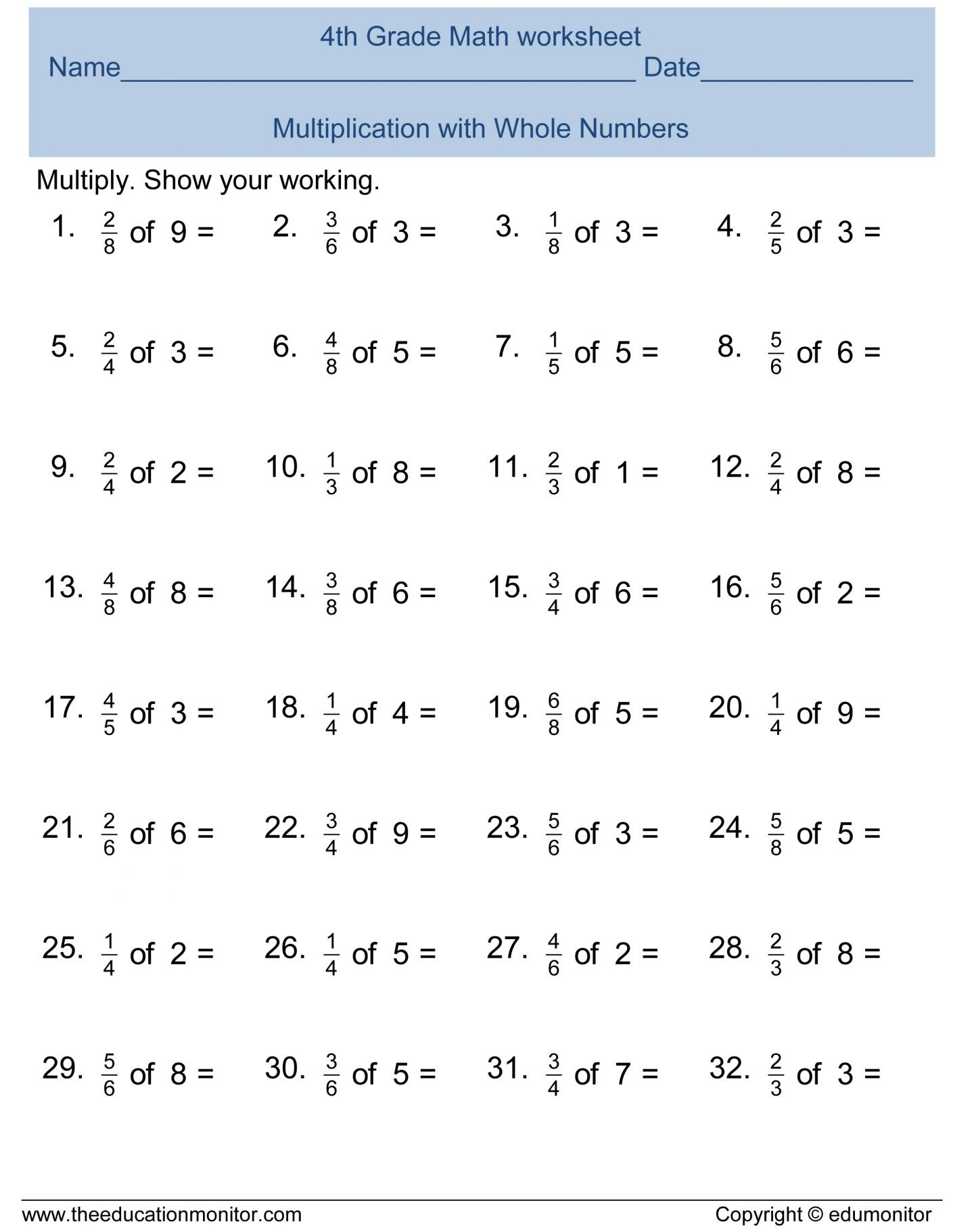 7Th Grade Math Worksheets Free Printable With Answers Stunning - 7Th | 7Th Grade Printable Worksheets