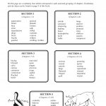 A Guide For Using Old Yeller In The Classroom   School   4Th Grade   Old Yeller Printable Worksheets