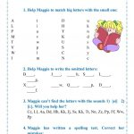 Abc Test Worksheet   Free Esl Printable Worksheets Madeteachers | Test Worksheets Printable