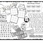 Activity Sheets For Teenagers | Activity Shelter | Printable Worksheets For Teens