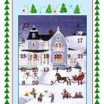 Advent Calendar   Christmas Activities Worksheet   Free Esl | Advent Printable Worksheets