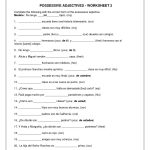 Agreement Of Adjectives Spanish Worksheet Answers 108625 Realidades | Printable Spanish Worksheets Answers