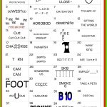 Akela's Council Cub Scout Leader Training: Blue & Gold Banquet | Printable Brain Teaser Worksheets For Adults
