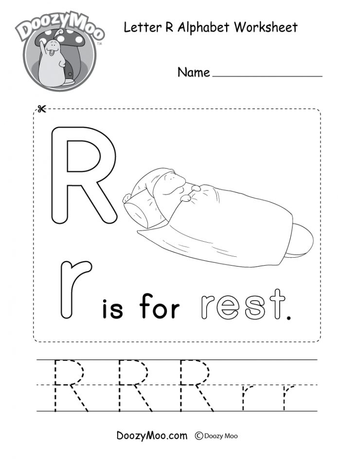 Alphabet Printables Free Worksheets
