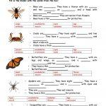 Animals Vertebrates And Invertebrates Worksheet   Free Esl Printable | Free Printable Worksheets On Vertebrates And Invertebrates
