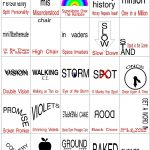 Another Hidden Meaning Brain Teaser Game | Brain Teasers | Brain | Printable Brain Teaser Worksheets For Adults