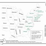 Arkansas History Worksheets 53 Fresh Pics 13 Colonies Blank Map Quiz | Free Printable Arkansas History Worksheets