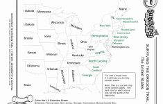 Free Printable Arkansas History Worksheets