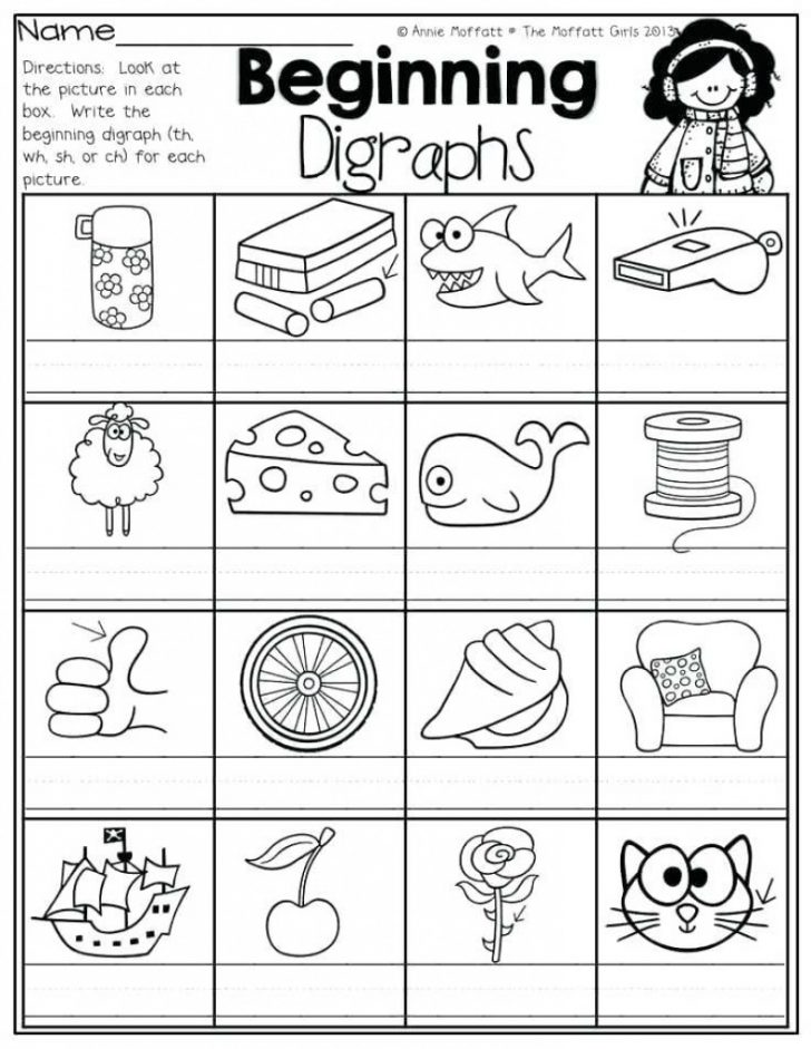 Printable Ch Worksheets