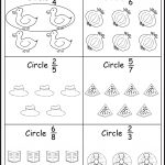 Assessment   Color The Fractions Worksheets | Fractions | Fractions | Free Printable First Grade Fraction Worksheets