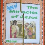 Bible Fun For Kids: Jesus And His Miracles   Printable Worksheets Miracles Jesus