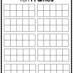 Blank Ten Frame Png Transparent Blank Ten Frame Images. | Pluspng | Ten Frame Printable Worksheets