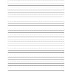Blank Writing Sheets   Karis.sticken.co | Printable Blank Handwriting Worksheets