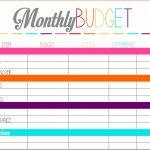 Budget Helper Worksheet   Koran.sticken.co | Budget Helper Worksheet Printable