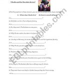 Charlie And The Chocolate Factory Worksheet   Esl Worksheet | Charlie And The Chocolate Factory Worksheets Printable