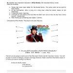 Charlie & The Chocolate Factory 2 Worksheet   Free Esl Printable | Charlie And The Chocolate Factory Worksheets Printable