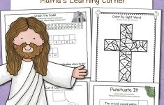 Stations Of The Cross Printable Worksheets