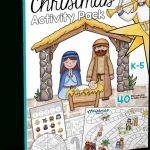 Christmas Bible Printables   Christian Preschool Printables | Christian Christmas Worksheets Printable Free