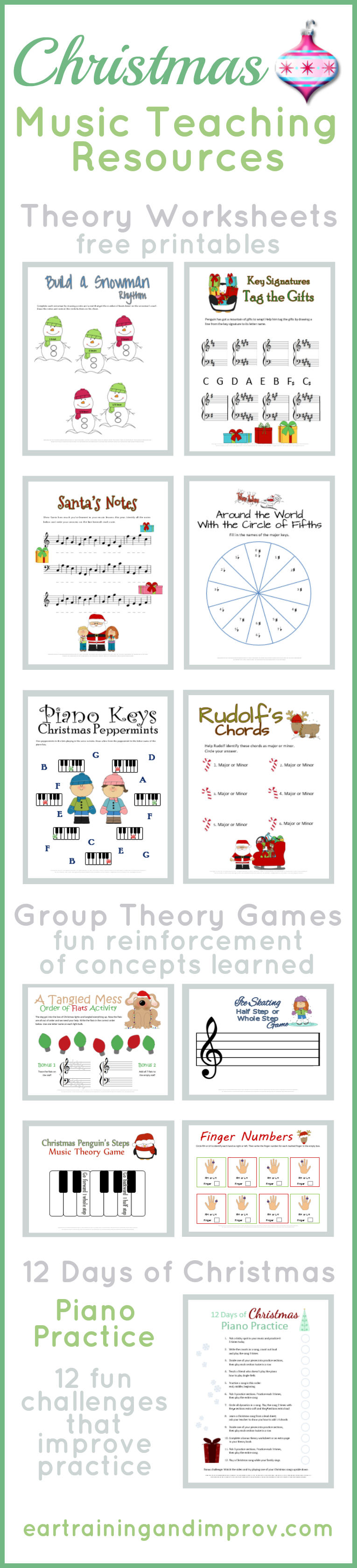 Christmas Music Theory Worksheets - 20+ Free Printables | Free Printable Music Theory Worksheets