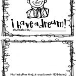 Coloring ~ This Free Worksheet About Martin Luther King Day Covers | Free Printable Martin Luther King Jr Worksheets For Kindergarten