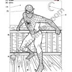 Colors   Spiderman   Esl Worksheetim Lety | Spiderman Worksheets Free Printables