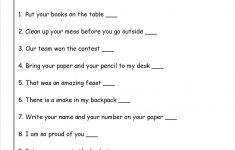 3Rd Grade Language Arts Worksheets Printables
