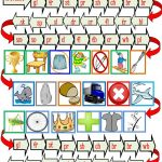 Consonant Blends Board Game. Worksheet   Free Esl Printable | Free Printable Consonant Blends Worksheets