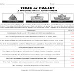 Constitution Worksheets Free 3 Branches Government Worksheet   Free | Free Printable Us Constitution Worksheets