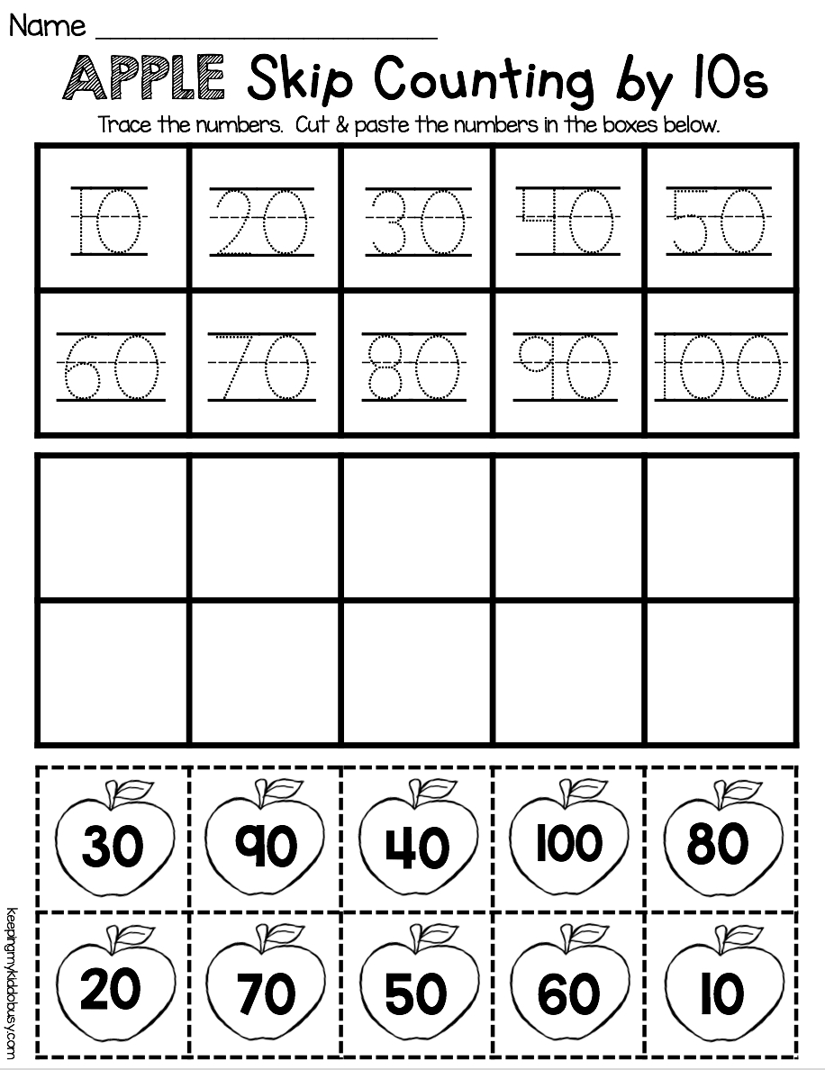 Counting And Cardinality Freebies | Education | Numbers Kindergarten | Free Printable Common Core Math Worksheets For Kindergarten