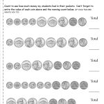 Counting Coins And Money Worksheets And Printouts | Learning Money Printable Worksheets