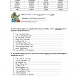 Countries / Nationalities Worksheet   Free Esl Printable Worksheets | Primary 1 Chinese Worksheets Printables