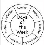 Days Of The Week | Days Of The Week! | Preschool, Preschool | Free Printable Kindergarten Days Of The Week Worksheets