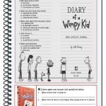 Diary Of A Wimpy Kid  Worksheet | Esl | Wimpy Kid Books, Wimpy Kid | Diary Of A Wimpy Kid Printable Worksheets