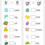 √ Blends Coloring Worksheets | Free Printable Blend And Digraph | Free Printable Ending Blends Worksheets