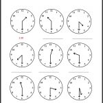 √ Telling Time Printable Worksheets First Grade Inspirationa   Free | Free Printable Telling Time Worksheets For 1St Grade