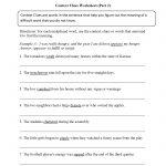 Englishlinx | Context Clues Worksheets | Free Printable Context Clues Worksheets